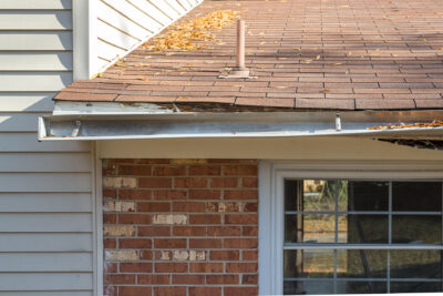 How Bad Gutters Can Hurt Your Roof
