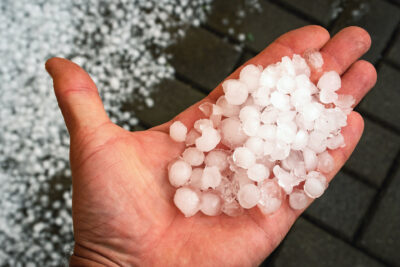 Can Hail Hurt My Roof?